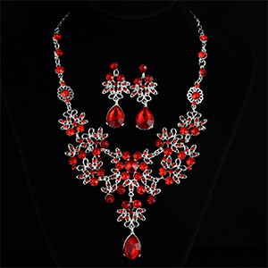 Jewelry Sets Charm Prom...
