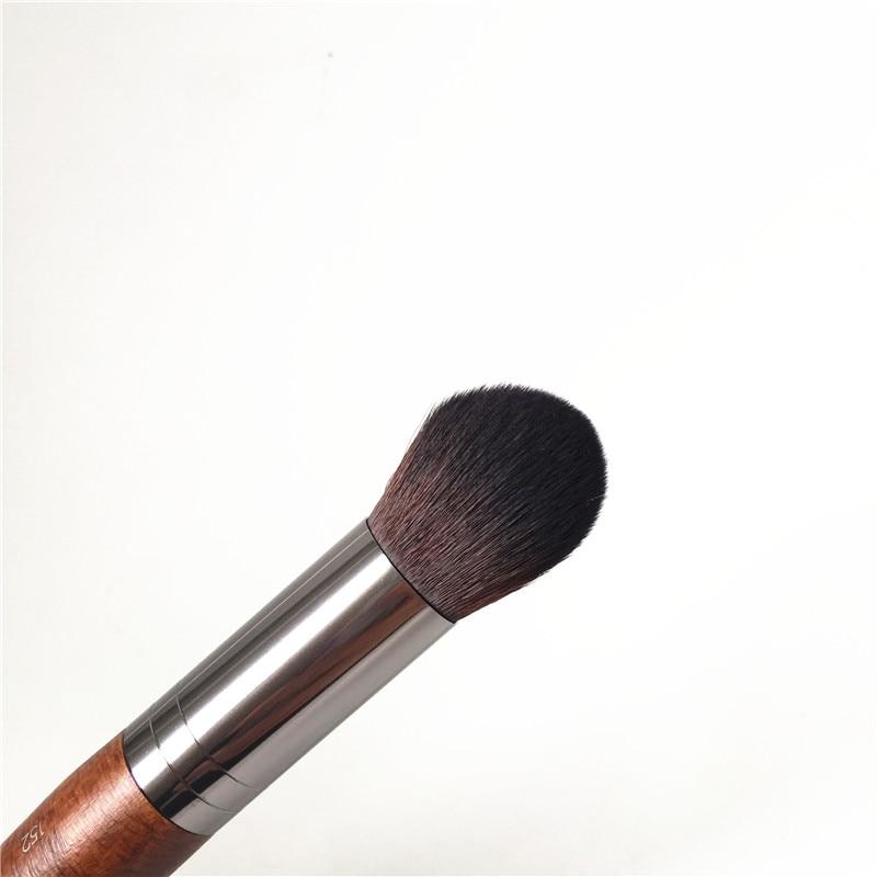Escova de Contorno-pincéis de Maquiagem Beleza Liquidificador Pincel Marcador 152-rodada