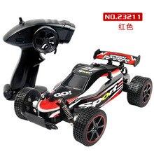 Детская модель RC игрушки 1:20 2.4 ГГц 2WD Радио Дистанционное управление Off Road RC РТР гоночный автомобиль грузовик игрушки для детей