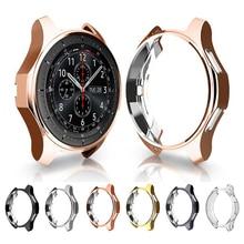 360 Защитный чехол для samsung Galaxy Watch 46 мм 46 мм gear S3 S 3 gear S3 HD защита экрана