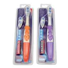 Electric Toothbrush Heads Battery-Operated Oral-Hygiene 1024 with Health-Products