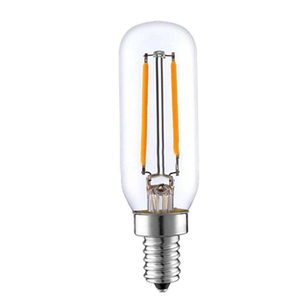 NEW 3w T25 LED Cooker Hood Extractor Fan Bulb Cool White / Warm White Light E14 Small Screw 220v 120lm