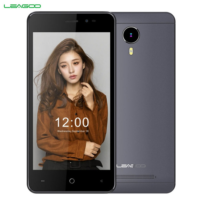 Original LEAGOO Z5 Lte 8GB/1GB Network 4G 5.0 inch Andriod 5.1 MTK6735WM Cortex A7 Quad Core 1.0GHz Smartphone G-sensor 5.0MP