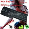 Jigu nueva batería del ordenador portátil para hp compaq nc6230 nc6320 nc6300 nc6400 nx5100 nx6100 nx6105 nx6110 nx6110/ct nx6115 nx6120 nx6125