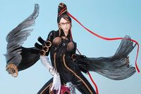 NEW 13.7 Bayonetta Figure 1:4 Decoration Statue Anime GK Model Gift Game Unique