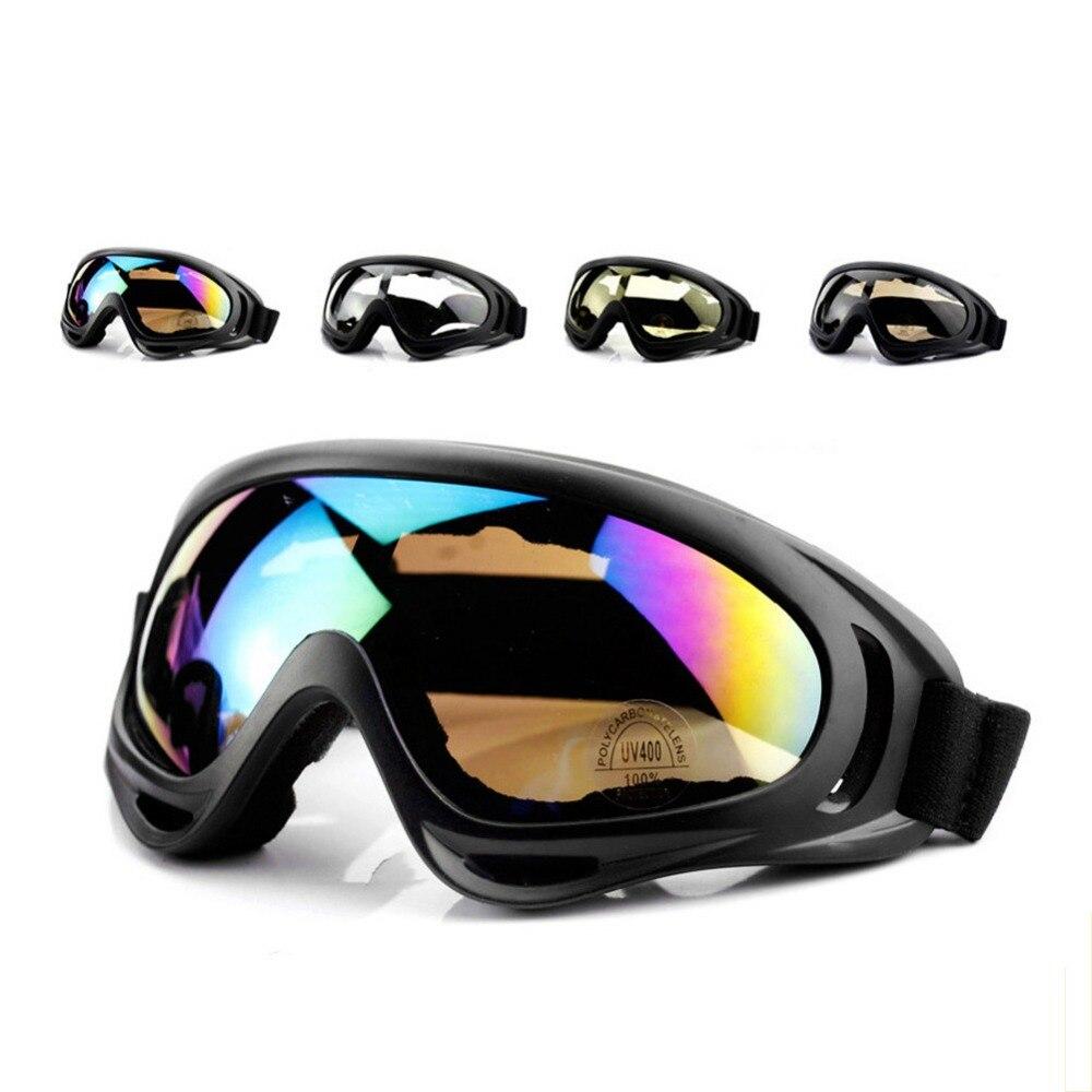 Men Women Ski Goggles Mountain Snowboard Snowmobile Skiing Eyewear Snow Goggles Outdoor Sport Safety Glasses