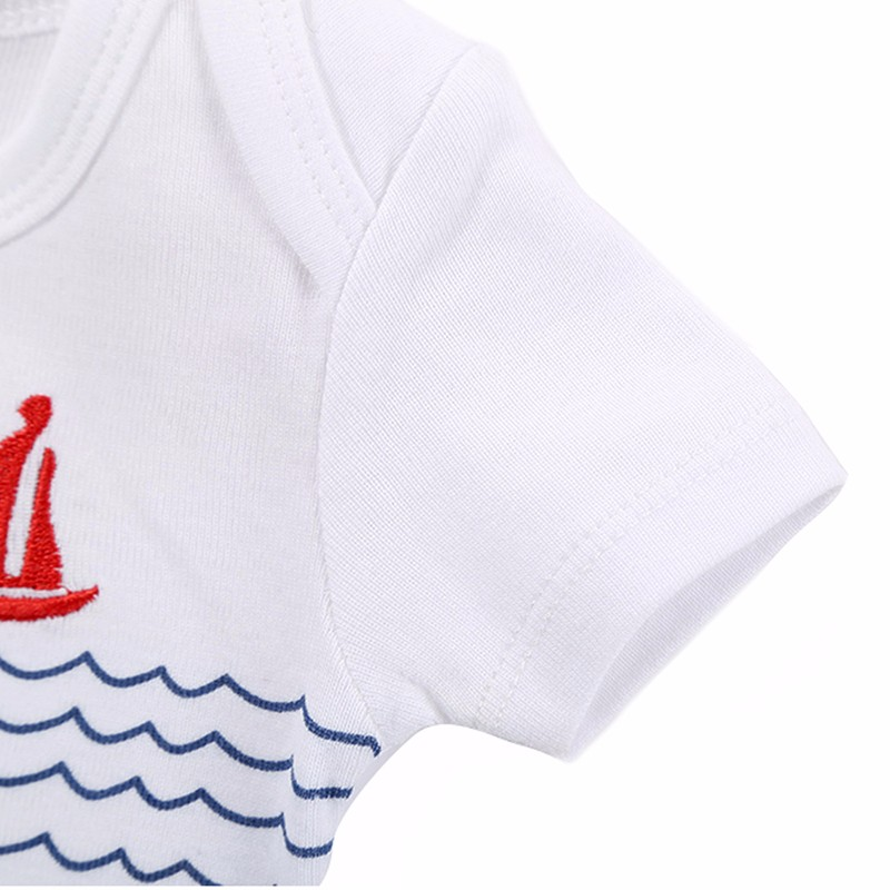 High Quality Baby Romper Summer Girls Boys Cotton Fashion Baby Clothes Short Sleeves Baby Wear Jumpsuits Clothing Set Body Suits (7)