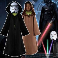 New Darth Vader Anakin Skywalker Star Wars Darth Vader Costume Suit Kids Movie Costume For Halloween