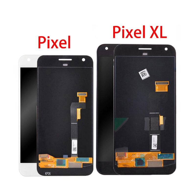 LCD Screen For Google Pixel 1 2 3 Pixel XL 5 5 quot LCD Display Touch Screen Panel Digitizer Assembly Repair Replacement 100 test in Mobile Phone LCD Screens from Cellphones amp Telecommunications