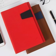 A5 Coloured loose-leaf notebook female stationery removable thick notebook notebook business diary handbook password with lock diary student creative handbook notebook a5 notebook thick notebook diary