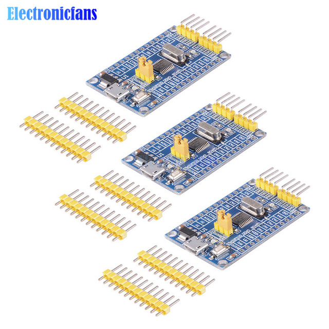 48 MHz STM32F030F4P6 Small Systems Development Board CORTEX-M0 Core 32bit Mini System Development Panels