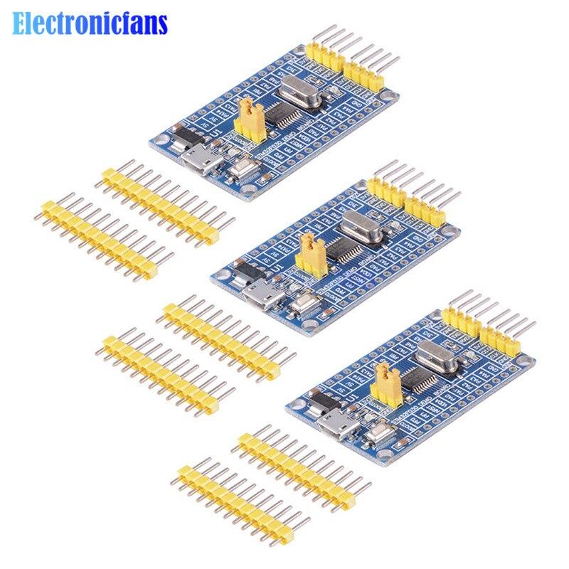 For Arduino-HENG Module Kits Accessory STM32F030F4P6 Small Systems Development Board Cortex-M0 Core 32bit Mini System