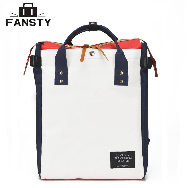 Japanese Style Preppy Women Square Shape School Backpack Lady Canvas Totes Travel Bag Backpack Female Ladrge Capacity RucksackJapanese Style Preppy Women Square Shape School Backpack Lady Canvas Totes Travel Bag Backpack Female Ladrge Capacity Rucksack