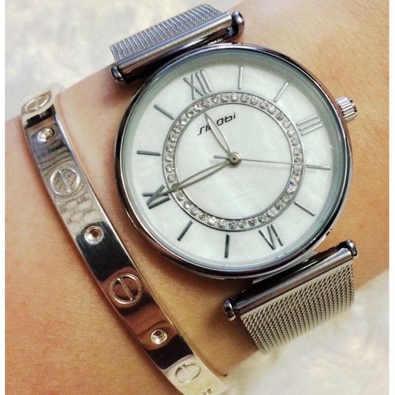 SINOBI Βραχιόλι από χρυσό Γυναικεία - Γυναικεία ρολόγια - Φωτογραφία 2