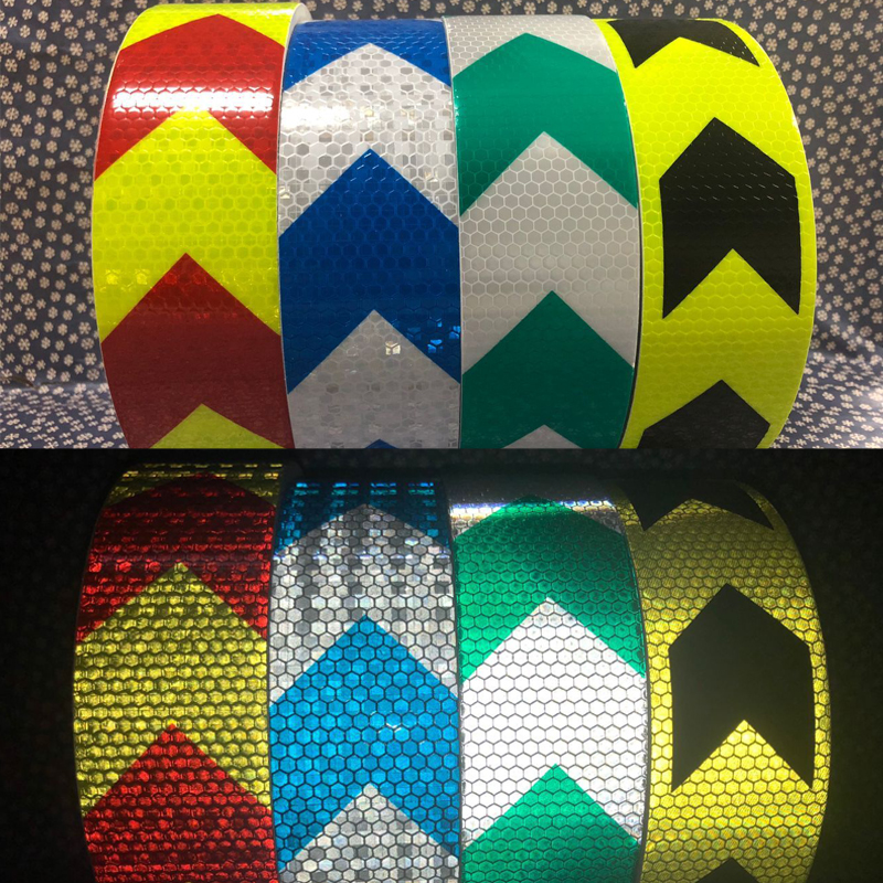 5cm*30m Reflective Adhesive Tape For Car Styling Motorcycle Decoration Reflective Warning Tape
