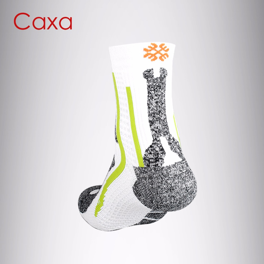 running - CX16303 Caxa Marathon Running Socks Breathable Quick-drying High-quality Outdoor Sports Socks