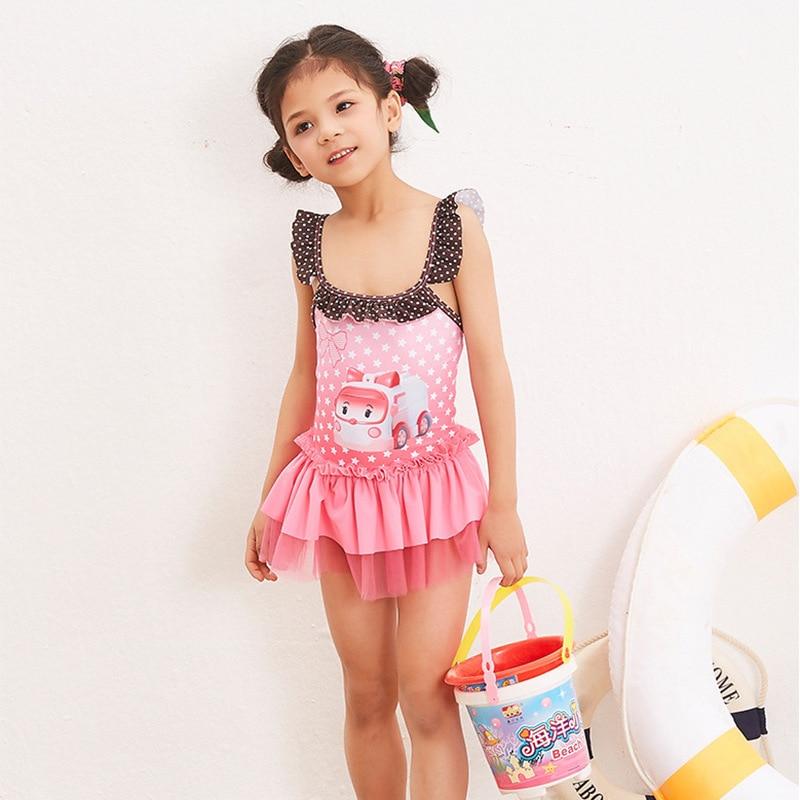 Child Swimwear Girl Sexy Bikini Kids Junior Girls Swimsuit Baby Clothes 2018 New Childre ...
