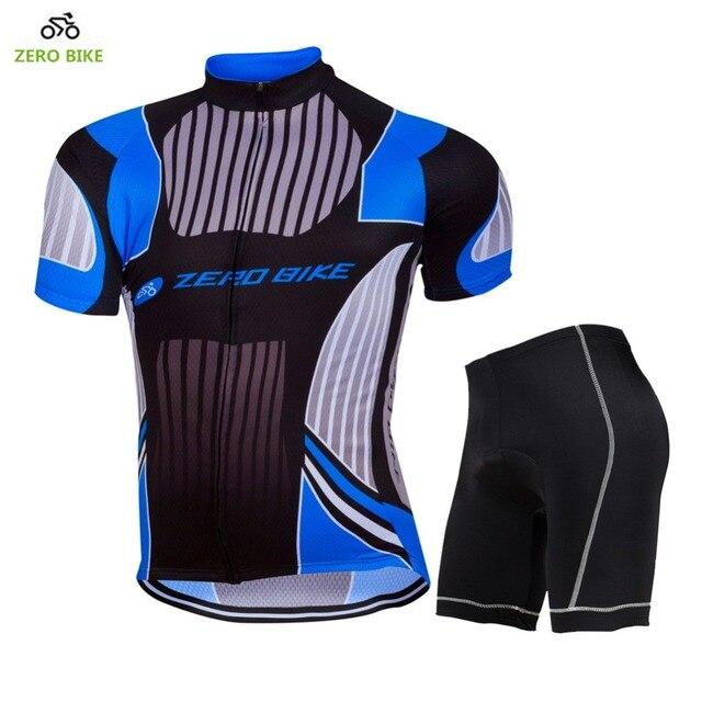 ZERO BIKE 2017 Summer Quick-Dry Men s Cycling Clothing Gel 3D Padded Shorts  MTB Bicycle 5dd0ebf95