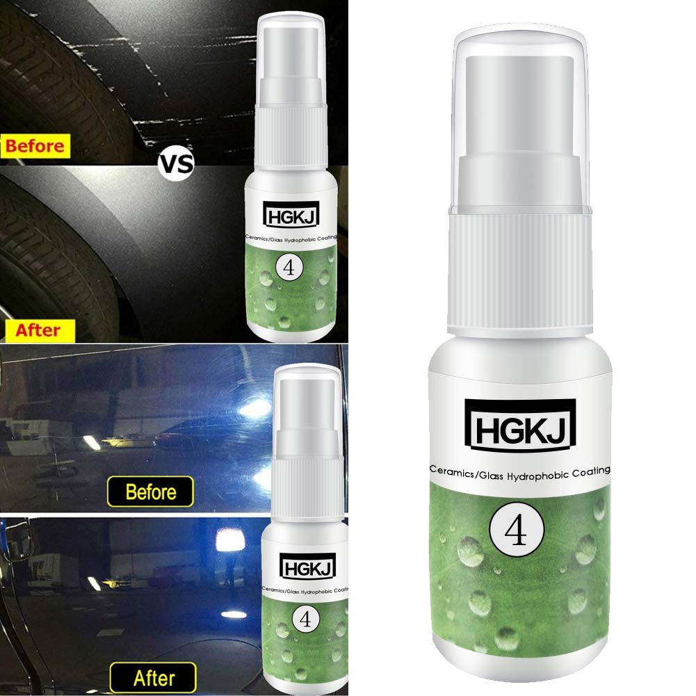 Kind-Hearted 20/50ml Car Hydrophobic Coating Hgkj-4 Rainproof Agent Anti Rain Spray For Ceramic Rear Mirror Glass Car Styling Aromatic Flavor Awnings & Shelters Back To Search Resultsautomobiles & Motorcycles