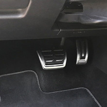 Car Pedals Pedal for Volkswagen VW Golf 7 GTI MK7 Lamando for Audi A3 S3 8V RS3 Cabrio for Skoda Octavia 5E A7 Rapid Seat Leon
