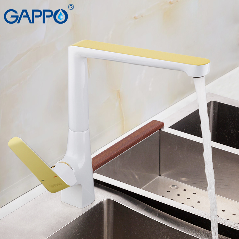 GAPPO kitchen faucet bronze water mixer tap kitchen sink faucet Brass waterfall faucet tap bath water sink crane tap gappo new brass kitchen faucet mixer blackened kitchen sink tap single handle filtered water tap torneira cozinha crane g4390 10