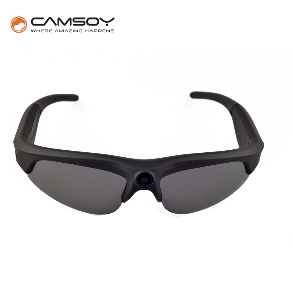 bilder für HD 720 P Sonnenbrille Kamera Digital Audio Video Mini Kamera DV DVR Sport Camcorder Recorder Für Fahren Outdoor Brille Kamera