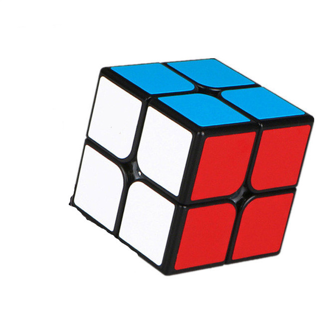 VARY Magic Cubes Professional 2-3-4-5 Sticker Speed Twist Puzzle Toys for Children Gift Rubiks Cube