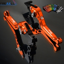 For Suzuki SV650 SV 650 1999-2009 2016 Motorbike Levers Aluminum Brake Clutch Foldable Extendable Adjustable