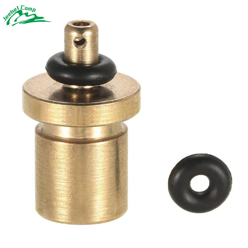 Cylinder Filling Butane Canister Gas Refill Adapter Copper Camping Stove JE EH