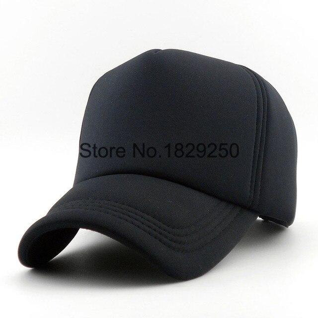 Black Black trucker hat 5c64fecf9d1a8