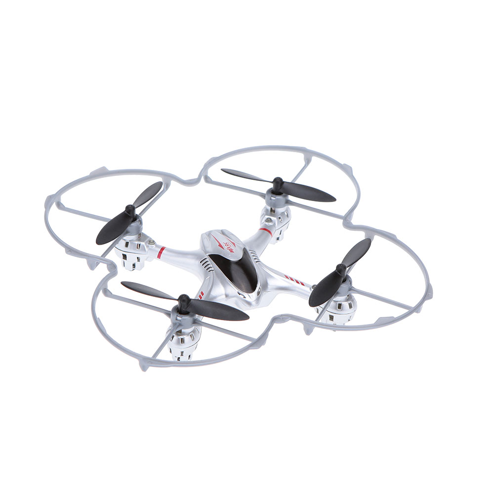 MJX X701 2.4G 6 Axis Gyro One Key 3D Roll Gravity Sensor RC Quadcopter Professional Drones