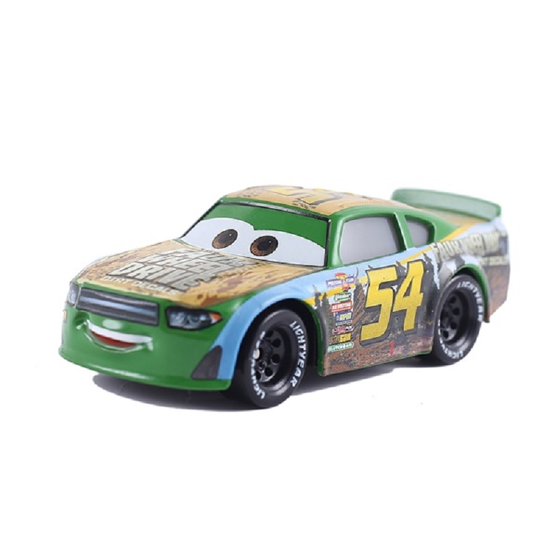 Diplomatic New Disney Pixar Cars 2 Vehicles Mcqueen King Of Cars Storm Ramirez 1:55 Metal Alloy Model Cars 3 Toys For Kids Birthday Gifts