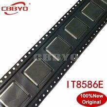 10 قطعة/الوحدة جديد IT8586E 8586E FXA FXS QFP 128 IC