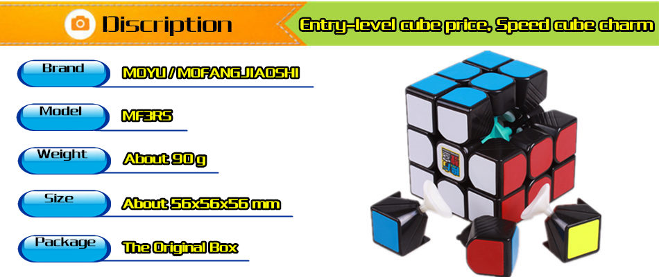 moyu rubik cube  2