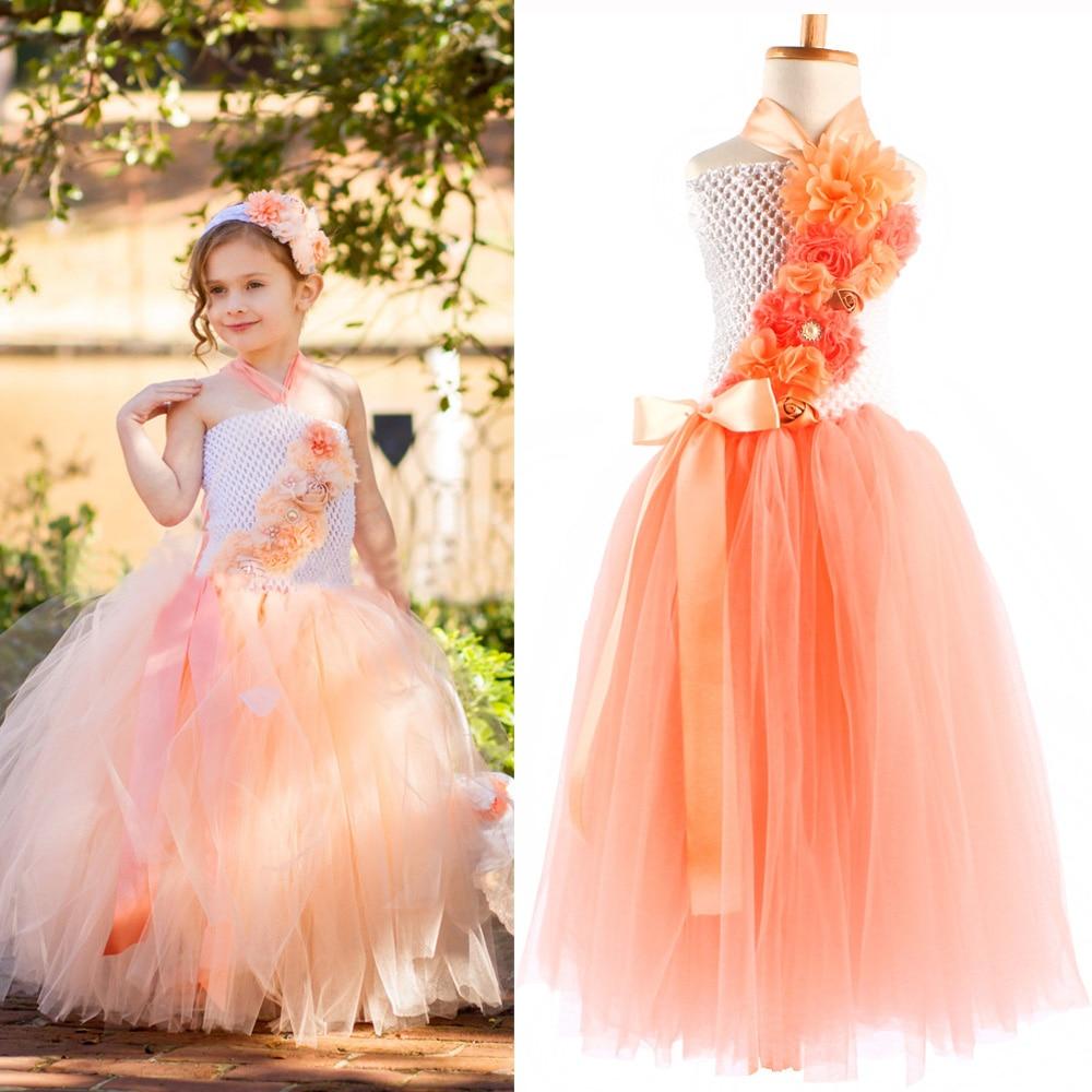 Tutu Flower Girl Dresses For Wedding Discount Wedding Dresses