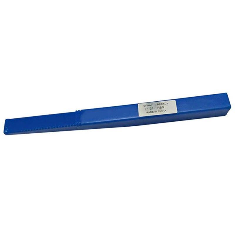 Ferramentas de Corte para Cnc Router com Calço Push-tipo Abordar Chaveta Hss Metric Tamanhos Cnc f1 – mm f 24