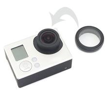 Новый asdomo камера защитная для sjcam sj5000 uv фильтр объектива крышка p18 0.3
