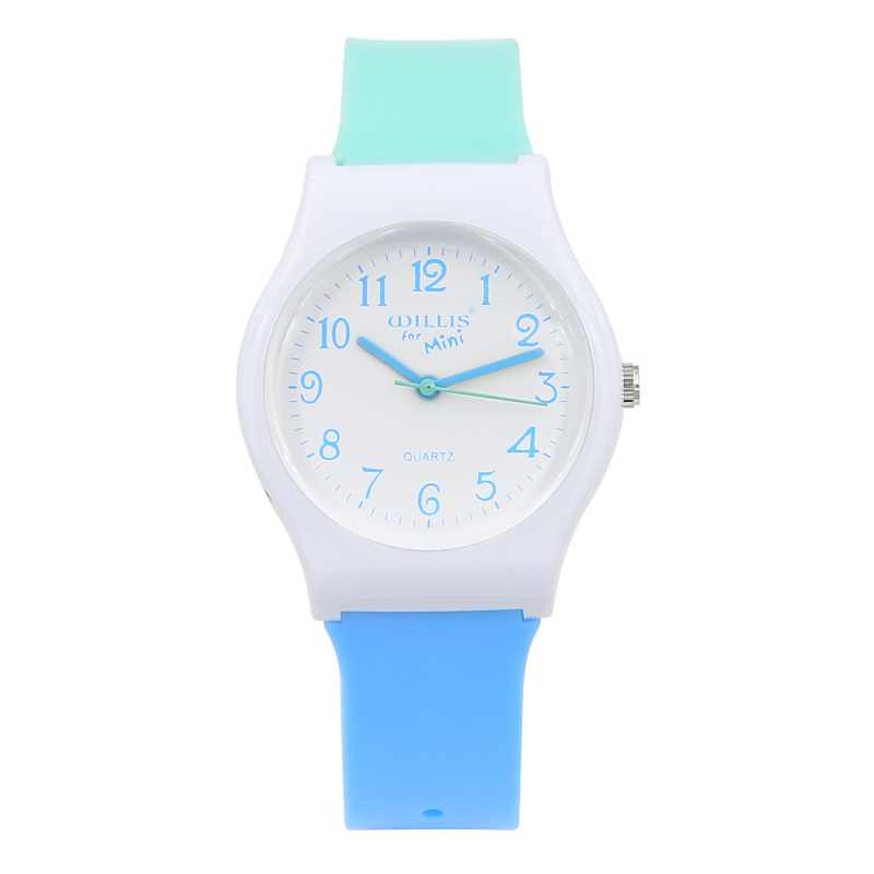 New Cute Willis Fashion Women Men Water Resistant Sports Watch Casual Watches Fashion Jelly Watches for Boys Girls Watch new electronic willis women mini water resistant watch fashion for children watch