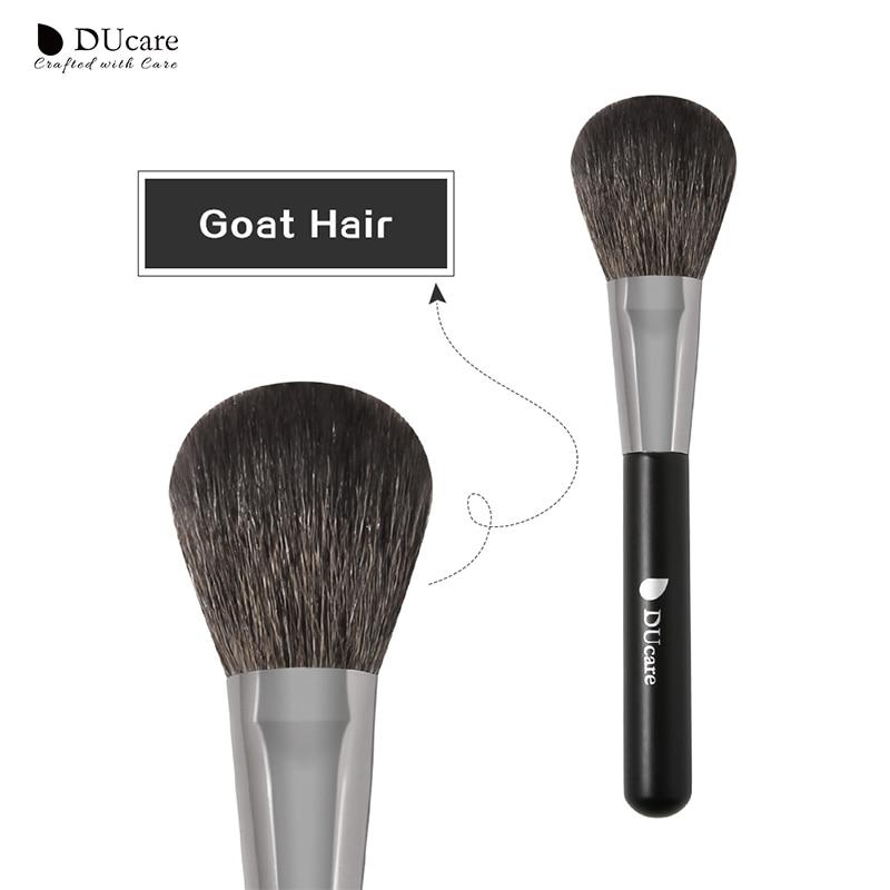Maquillaje de rubor DUcare superior cepillo de pelo de cabra pelo - Maquillaje - foto 3