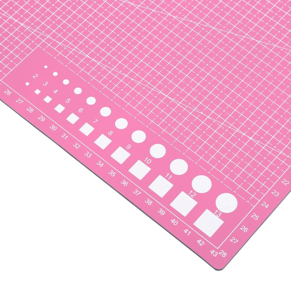 A3 Cutting Mat Cutting Underlay A3 Cutting Board Cutting Plate Handmade Tool For Hand Form Block Durable PVC Material