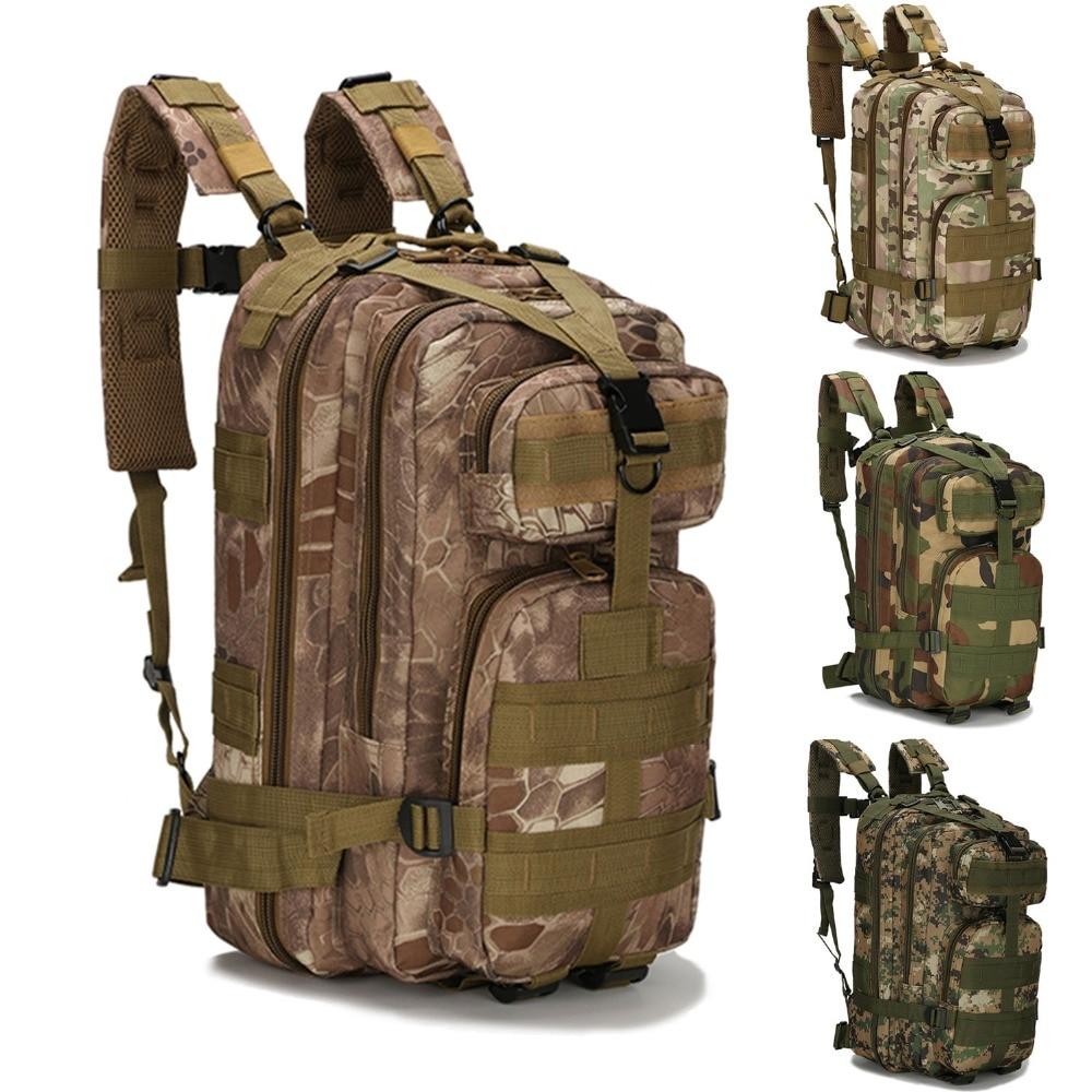Waterproof 3p Military Backpack Shoulder Bag 25l- Fenix Toulouse ... 78760c2d70d94