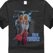 True Romance V1 Movie Poster T Shirt Black Zink White All Sizes S To 4Xl