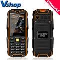 VKworld Stone V3 Plus V3 max V3S IP67 Waterproof  Mobile Phones Power Bank Long Standby Outdoor elder Sport Dual SIM cell phone