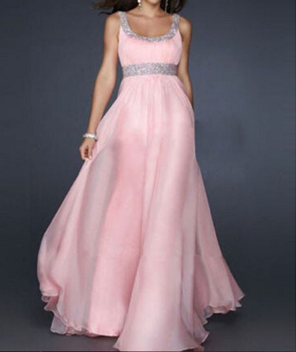 Popular Pink Long Dresses-Buy Cheap Pink Long Dresses lots from ...
