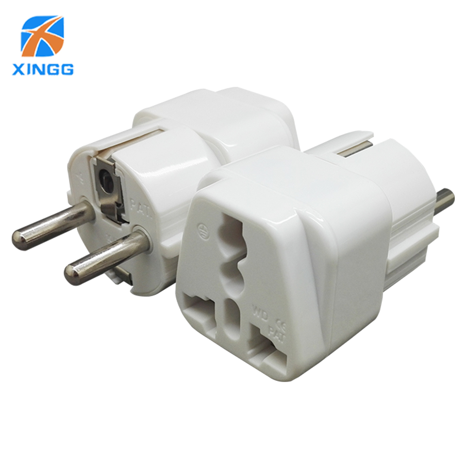 Universal Travel Conversion Socket Power Dual-use Converter Power Adaptors EU
