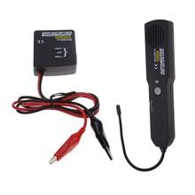 Novo Fio de Cabo Curto Abra o Finder Ferramenta de Reparo Do Carro Automotive Testador Tracer 9 V Linha de Fio Detector ME3L