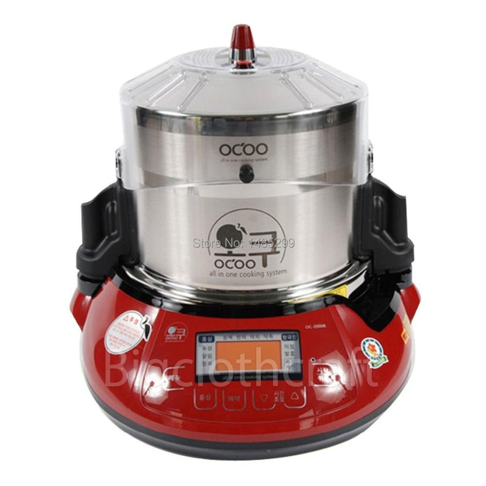 2015 OCOO OC 2000R Ginseng Cooking Machine Slow Cooker ...