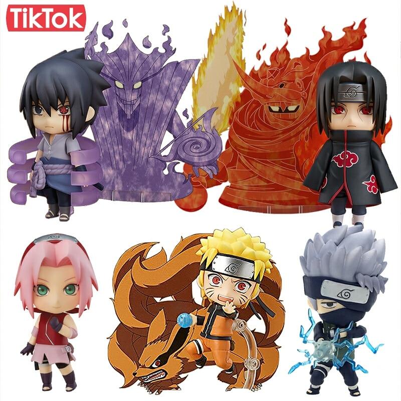 Nendoroid Naruto Shippuden Kurama Kyuubi Naruto 682 Sasuke