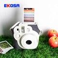 Fuji Instax Camera Cloth Bag Portable Fashion Shoulder Bag Protect Case Pouch for Fujifilm Instax Mini 8 Camera Accessories