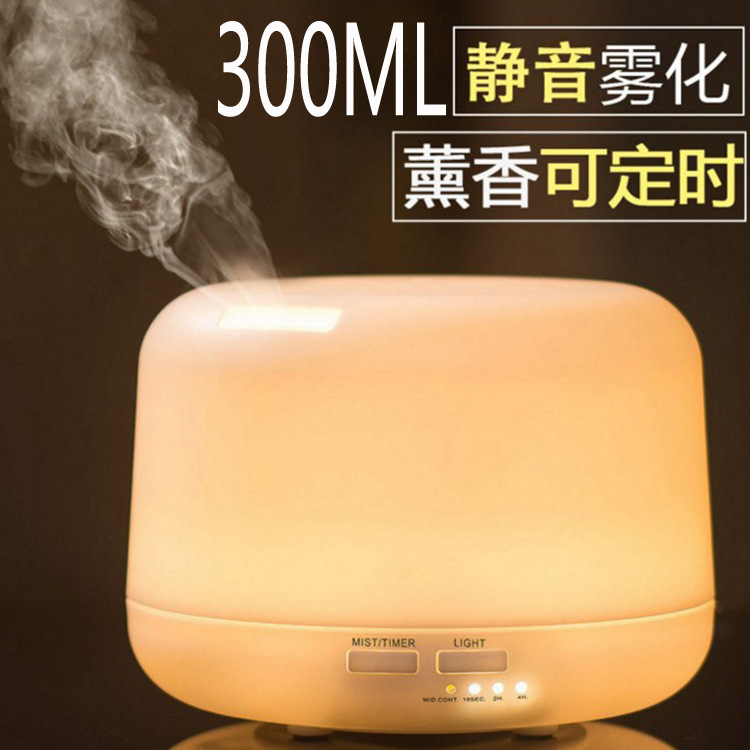 ALDX21-HTSS-4,Aromatherapy mini ultrasonic creative gifts home air aromatherapy lamp 300 ml humidifier factory outlet ...